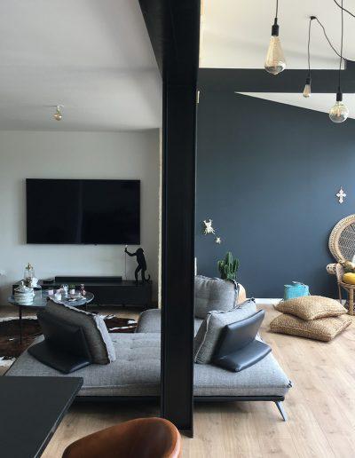 peinture intérieur plafond et murs