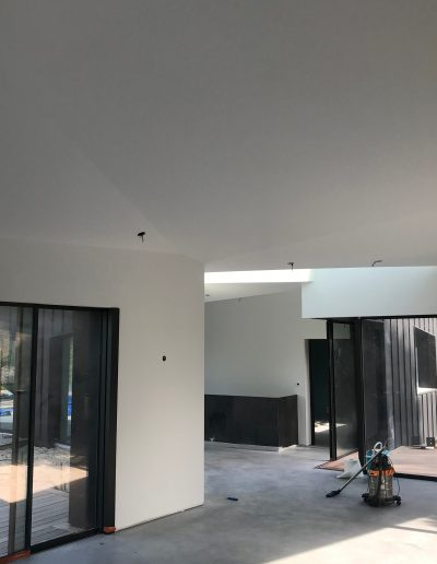 Peinture plafond blanc mat